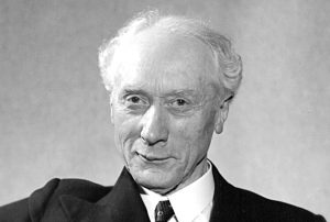 F.M.Alexander, 1941